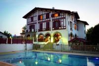 residence Bidart Hôtel Résidence Vacances Bleues Orhoïtza