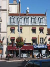 Résidence de Vacances Franconville Résidence de Vacances Loc'Appart Terminus Hôtel Résidence