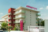 residence Cannes Appart'City Antibes