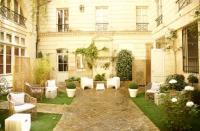 Appart Hotel Gironde Appart Hotel Coté Cour de L'Hôtel Particulier