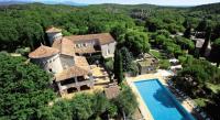 Appart Hotel Saint Victor de Malcap résidence de vacances Club Belambra Lou Castel