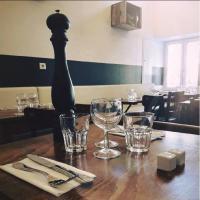 Restaurant Pouilly le Monial Bistrot du Marché