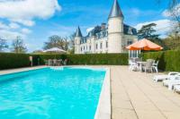 gite Saint Pierre Montlimart Beaupreau Chateau Sleeps 15 Pool WiFi