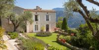 gite Le Bar sur Loup Saint-Martin-de-Pallieres Chateau Sleeps 14 Pool