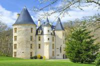 gite Lasserre Lestelle-de-Saint-Martory Chateau Sleeps 20 Pool