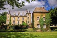 gite Bonnétable Lombron Chateau Sleeps 18 Pool Air Con WiFi