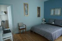 Chambre d'Hôtes Angers Studio privatisé avec terrasse dans maison de charme angevine
