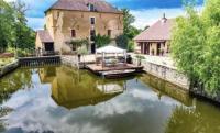 Chambre d'Hôtes Chambon Atelier de peinture au Moulin de Gâteau - Atelier sur l'eau