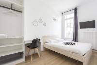 Chambre d'Hôtes Montpellier Coeur Urbain Bedrooms - Centre Gare