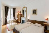 Chambre d'Hôtes Boulogne Billancourt Charming bedroom