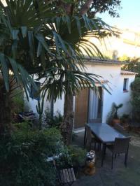 Chambre d'Hôtes Perpignan chambre privée dans le jardin