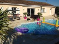 Chambre d'Hôtes Poitou Charentes Jolies chambres avec accès piscine et Netflix