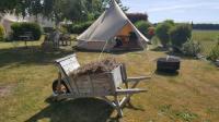 Terrain de Camping Haute Normandie Bivouac en Normandie ( Le Coeur de la Normandie 2)