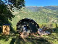Terrain de Camping Midi Pyrénées Les Cocons Pyrénéens