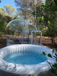 Terrain de Camping Toulon AirbulleN'bulle