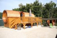 Terrain de Camping Franche Comté L'Insolite Jurassienne