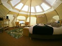Terrain de Camping Centre Tui's Nest Glamping