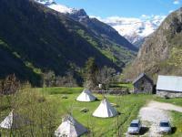 Gîte Hautes Pyrénées Gîte Tipis Gavarnie