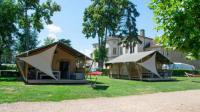 Terrain de Camping Bourgogne Glamping Burgundy