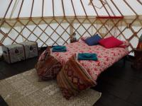 gite Caurel La Fermette Luxury tent