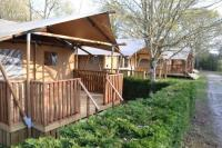 Terrain de Camping Hourtin Camping Franquettes Lodge