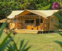 campings Pernes les Fontaines Lodge St Exupéry