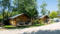 Terrain de Camping Champagne Ardenne Glamping Lac d'Orient