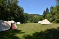 Terrain de Camping Midi Pyrénées Pont de la Planque