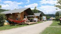 Terrain de Camping Franche Comté Glamping Ornans