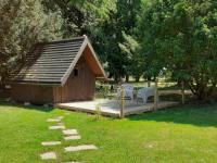 Terrain de Camping Bourgogne Cabane Aligoté