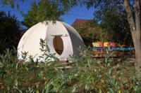 Terrain de Camping Bourgogne Le Wigwam Du Coq à l' ne