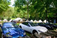 Terrain de Camping Pays de la Loire Lodg'ing Destination Le Mans