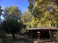 Terrain de Camping Roaix Les tentes de Suze