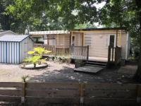 Village Vacances Arcachon Mobile home forge en Pyla Bassin d'Arcachon 4 avec piscine - Mariella