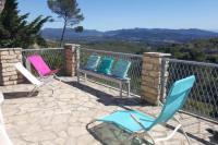 Village Vacances Cassis Chalet dans parc de loisir avec piscine, vue panoramique
