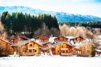 Village Vacances Les Houches Résidence Néméa Les Chalets du Bois de Champelle