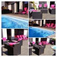 Gîte Agde Gîte Maison 3 chambres avec piscine