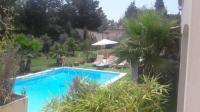 gite Aix en Provence VILLA CHRISALB