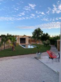 gite Aix en Provence Villa contemporaire avec piscine au nord d´Aix-en-provence