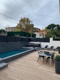 gite Marseille 2e Arrondissement Villa haut de gamme avec piscine chauffée