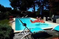 gite Le Barp Villa avec piscine Andernos les Bains