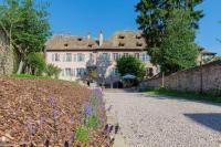 Gîte Bas Rhin Gîte Jardin de l'Abbaye, demeure de charme
