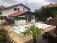Villa Bayonne havre de paix à 2 min des plages d´Anglet