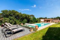 gite Capbreton Large Family Villa with Pool, Garden, Sauna in Anglet