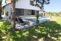 gite Saint Martin de Seignanx Villa cosy avec piscine et jardin