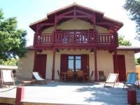 gite Lège Cap Ferret House Premiere ligne avec vue mer