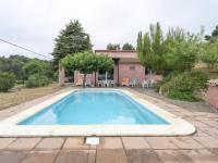 gite Roquebrun Lovely Villa in Soleil d'Oc with Swimming Pool