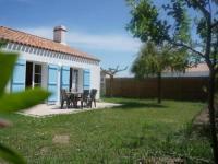 gite L'Île d'Yeu House Barbatre - 4 pers, 70 m2, 3/2 1