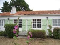 gite Barbâtre House Barbatre - 6 pers, 89 m2, 3/2
