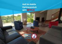 gite Capbreton Villa Txiki au cœur du Golf du Makila